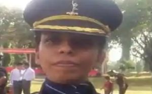 कश्मीर में शहीद हुए मेजर की पत्नी बनीं सेना में अधिकारी, पति के सपने को किया पूरा