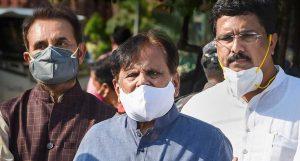 कांग्रेस के राज्यसभा सांसद और राजनीति के चाणक्य अहमद पटेल का इंतकाल, कोरोना संक्रमित पटेल ने गुरुग्राम के अस्पताल में ली अंतिम सांस