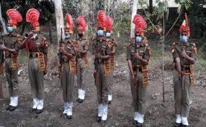 BSF के SI राकेश कुमार सैनी का सैन्य सम्मान के साथ हुआ अंतिम संस्कार, परिवार का रो-रोकर बुरा हाल