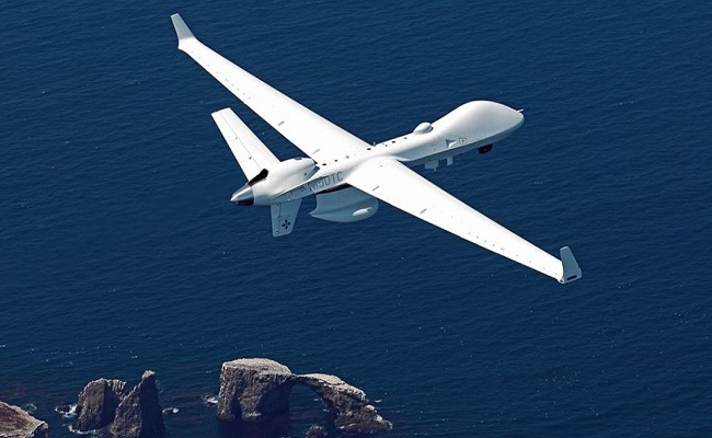 Indian Navy ने अमेरिका से लीज पर लिए MQ-9B Seaguardian ड्रोन, हिंद महासागर क्षेत्र पर रखेंगे कड़ी नजर
