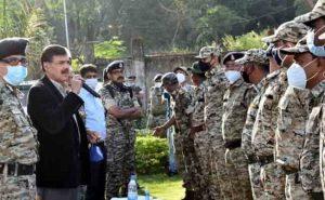 नक्सली इलाकों के लिए सुरक्षा और विकास महत्वपूर्ण मुद्दे- केंद्रीय सुरक्षा सलाहकार के. विजय कुमार