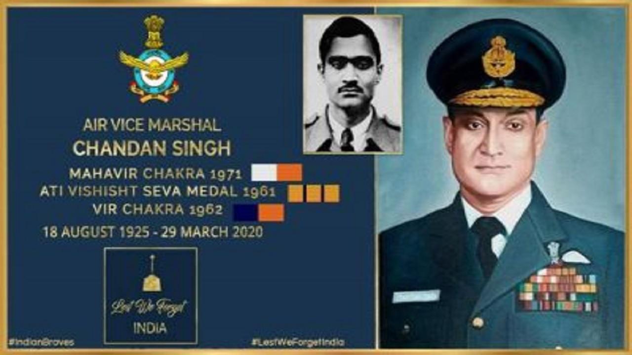 1971 की जंग: वाइस एयर मार्शल चंदन सिंह राठौड़ की बहादुरी की कहानी, ऐसे सीमा पर मचाया था कहर
