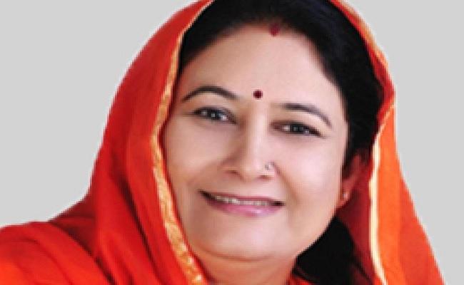 राजस्थान: बीजेपी विधायक किरण माहेश्वरी का निधन, कोरोना की वजह से अस्पताल में थीं भर्ती