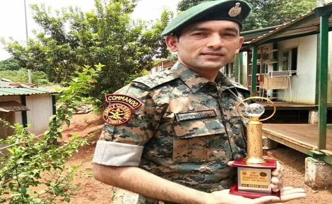 सुकमा IED ब्लास्ट:  मां के बेहद करीब थे शहीद असिस्टेंट कमांडेंट नितिन भालेराव, कम उम्र में हो गया था पिता का निधन