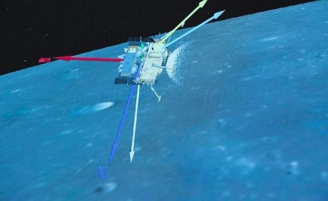 China Moon Mission 2020