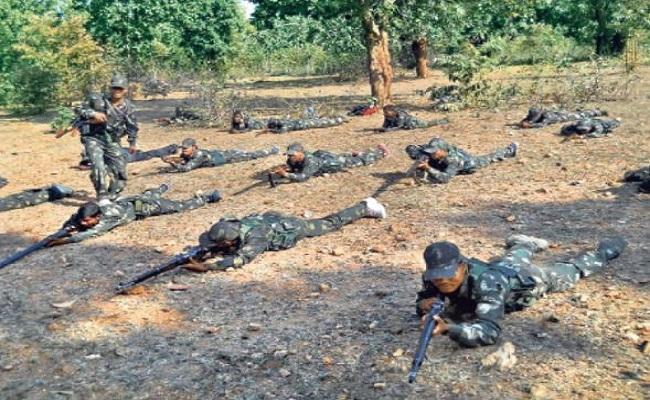 बिहार: गया में नक्सलियों के साथ सुरक्षाबलों का एनकाउंटर, जवानों ने 4 मोस्टवांटेड नक्सलियों को मार गिराया, AK-47 और इन्सास रायफल भी बरामद