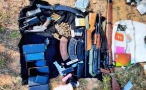 झारखंड: पलामू पुलिस और JJMP के बीच मुठभेड़, AK-47 समेत भारी मात्रा में हथियार बरामद