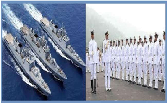 Indian Navy Day: नेवी प्रमुख समेत सेना अधिकारियों ने शहीदों को श्रद्धांजलि दी, देखें PHOTOS
