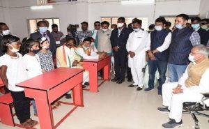 Chhattisgarh: जशपुर पहुंचे मुख्यमंत्री भूपेश बघेल, इलाके को दी 792.86 करोड़ रुपए के विकास कार्यों की सौगात
