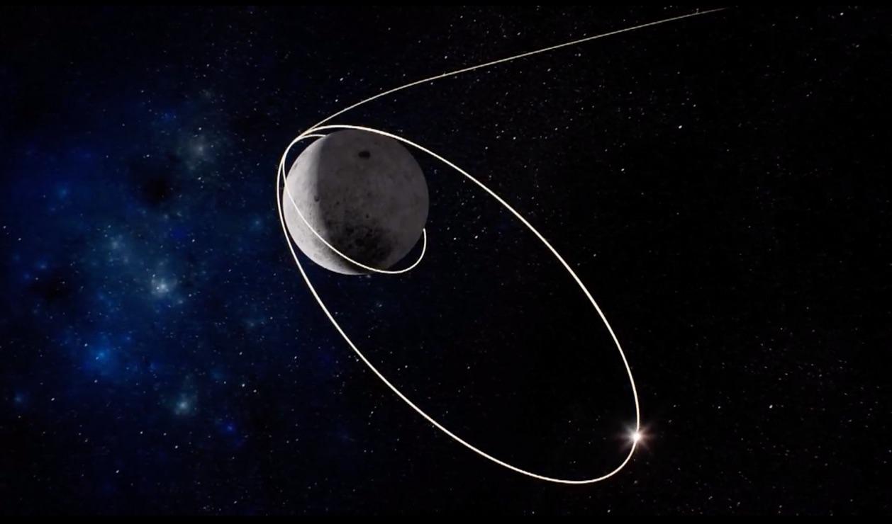 चांद की सतह से नमूने लेकर रवाना हुआ अंतरिक्ष यान, 45 सालों में पहली बार किसी देश ने किया ये करिश्मा