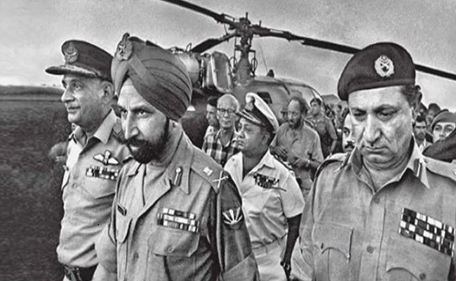 India Pakistan War 1971
