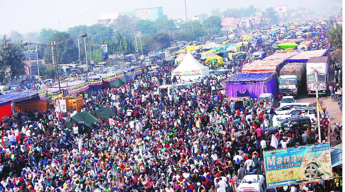 कृषि कानूनों के विरोध में किसानों का देशव्यापी भारत बंद आज, सरकार के खिलाफ एकजुट विपक्ष भी बंद में शामिल