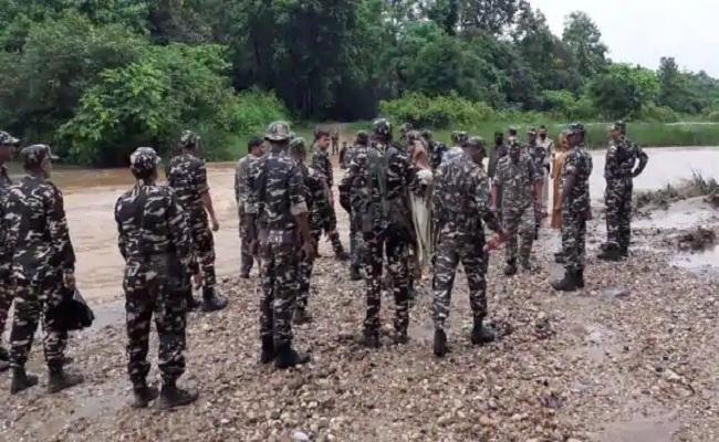 बिहार: CRPF की 2 बटालियन हटाई गईं, नक्सल विरोधी अभियान में थीं तैनात