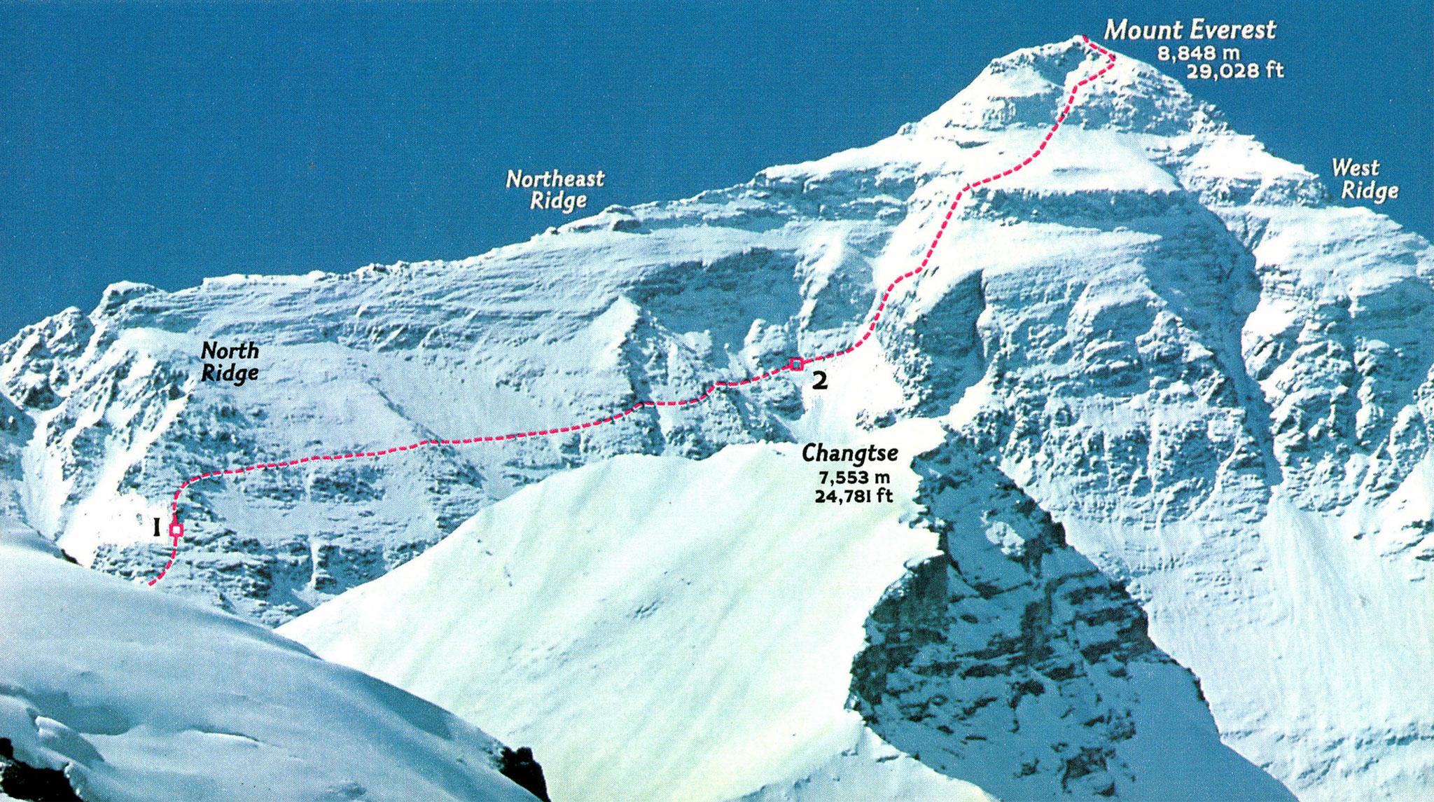 दुनिया की सबसे ऊंची पर्वत चोटी माऊंट एवरेस्ट की ऊंचाई में हुआ बदलाव, नेपाल ने किया ऐलान