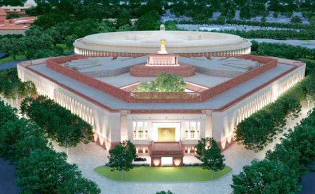 New Parliament House