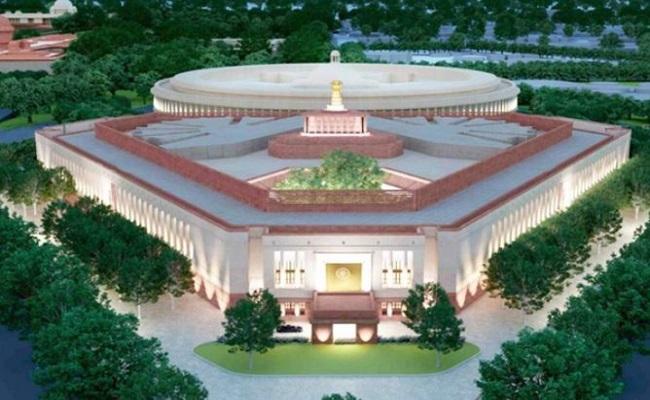 971 करोड़ में बनेगा नया संसद भवन, प्रधानमंत्री नरेंद्र मोदी आज करेंगे शिलान्यास