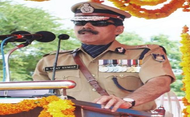 Chhattisgarh: वरिष्ठ सुरक्षा सलाहकार के विजय कुमार पहुंचे राजनांदगांव, नक्सलवाद को लेकर की अहम बैठक