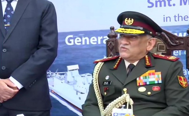 LAC पर जारी तनाव के बीच आया CDS जनरल बिपिन रावत का बड़ा बयान, कही ये बात