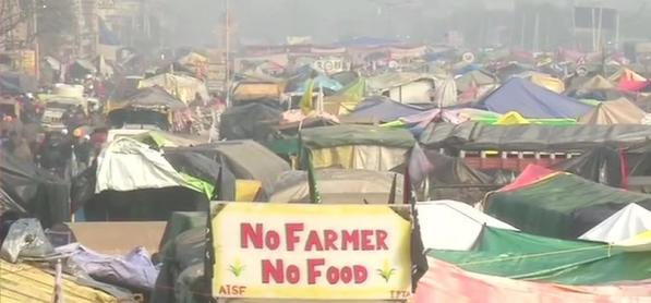 किसान आंदोलन: देश को रोजाना 35 हजार करोड़ रुपये का हो रहा है नुकसान, पंजाब का साइकिल उद्योग भी बुरी तरह प्रभावित