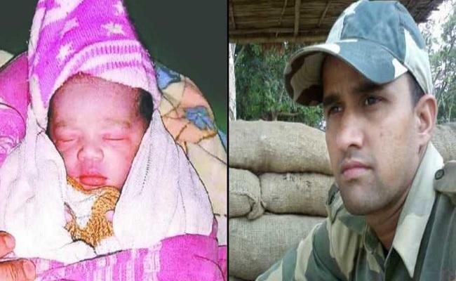 आतंकियों से लड़ते हुए एक महीने पहले शहीद हुए थे राकेश डोभाल, अब घर में गूंजी बेटे की किलकारी