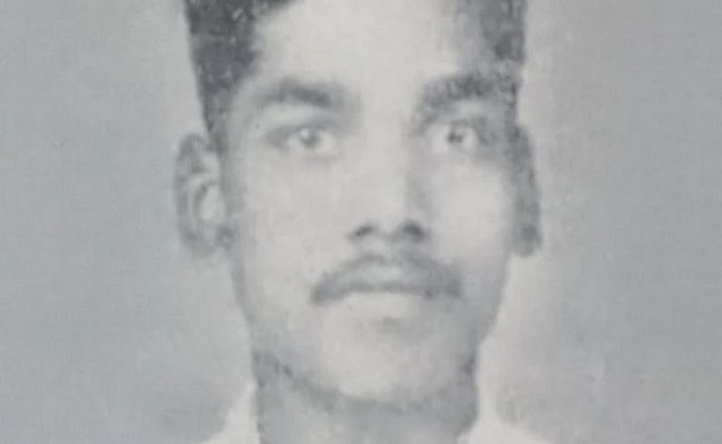 Martyr Chamu Oraon