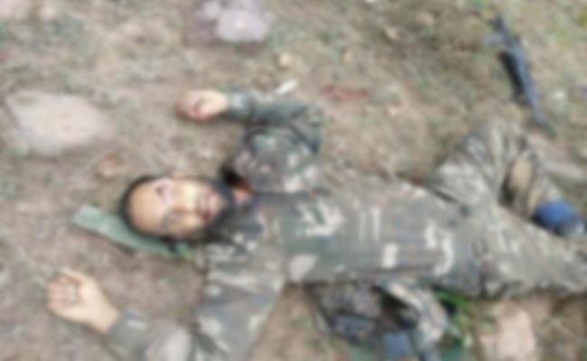 झारखंड: लातेहार में पुलिस और टीपीसी उग्रवादियों के बीच मुठभेड़, एक उग्रवादी ढेर, AK-47 बरामद