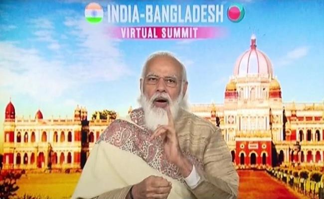 1965 के भारत-पाक युद्ध के समय जो रेल लिंक हुई थी बंद, उसे PM मोदी और शेख हसीना ने दोबारा शुरू किया