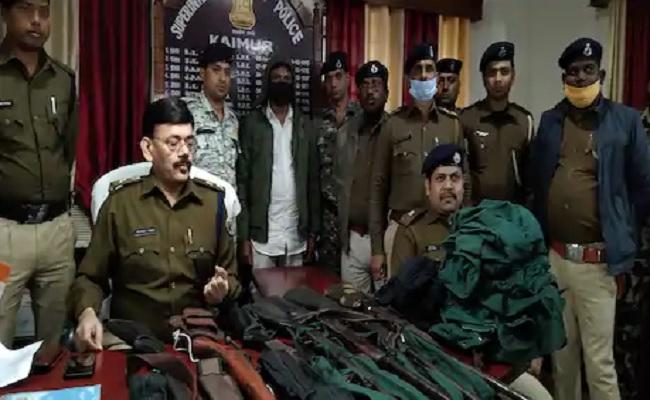बिहार: MCC और TPC दस्ता के एरिया कमांडर भोरिक यादव ने किया सरेंडर, बताया- क्यों बना नक्सली?