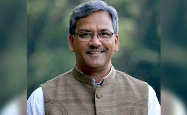 उत्तराखंड के मुख्यमंत्री त्रिवेंद्र सिंह रावत दिल्ली एम्स के लिए रेफर, कोरोना संक्रमण के हैं शिकार