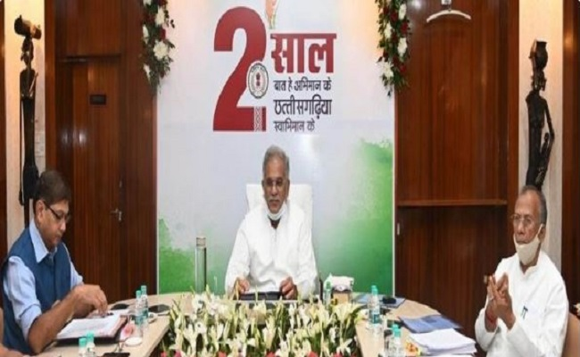 Chhattisgarh: कैबिनेट ने लिया अहम फैसला, सड़क निर्माण के लिए बैंकों से कर्ज के लिए राज्य सरकार देगी सॉवरेन गारंटी