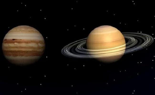 Jupiter Saturn Great Conjunction
