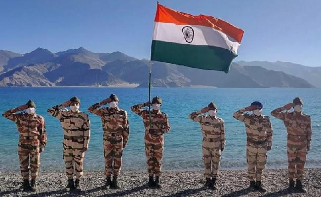 ITBP ने सरकार से की मांग- सैनिकों की आंतरिक सुरक्षा में तैनाती जारी रखें
