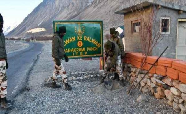 चीन के साथ झड़प में शहीद हुए 20 भारतीय जवानों की याद में गार्डन बना रही ITBP, ये है खास