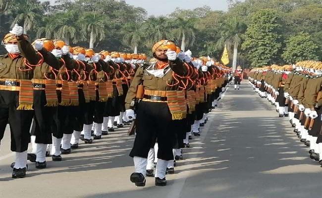 देश सेवा के लिए भारतीय सेना में शामिल हुए 287 जवान, ब्रिगेडियर ने दी ये सीख