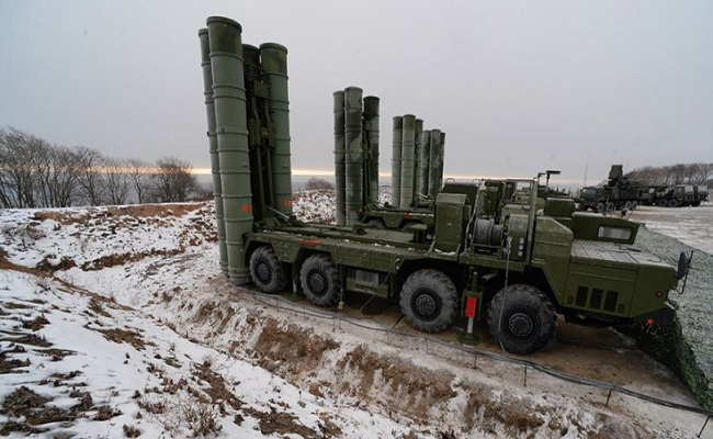 S400 Air Defence Systems
