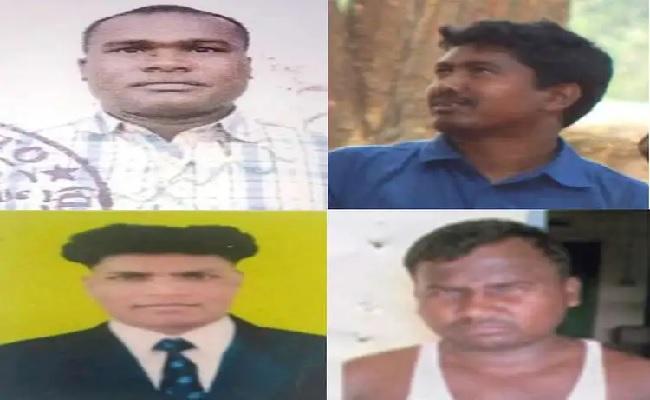 झारखंड: चतरा में 10 से 25 लाख रुपए के इनामी नक्सलियों की फोटो जारी, जानकारी देने वालों को मिलेगा इनाम