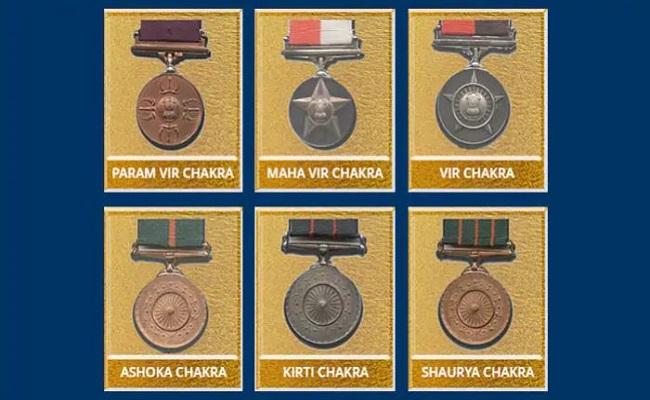 Army Day 2021: आर्मी डे के मौके पर अपने जांबाजों को याद कर रहा देश, ये हैं भारत के सर्वोच्च वीरता पदक