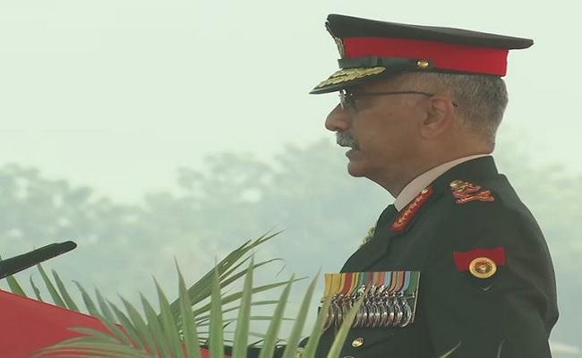Army Day 2021: 5 जवानों को मरणोपरांत मिला सेना मेडल, सेना प्रमुख बोले- गलवान के शहीदों का बलिदान व्यर्थ नहीं जाएगा