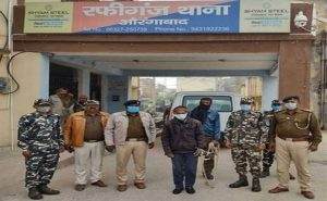 Bihar: औरंगाबाद में पुलिस ने भाकपा माओवादी के हार्डकोर नक्सली को दबोचा, सांसद पर हमले में था शामिल