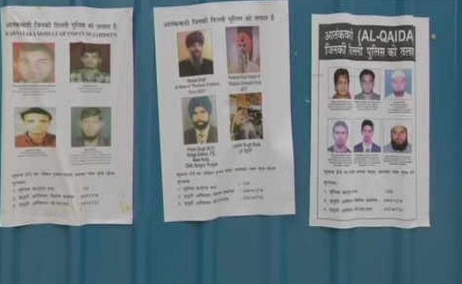 दिल्ली: 26 जनवरी को हो सकता है आतंकी हमला, पुलिस ने पोस्टर लगाकर किया अलर्ट