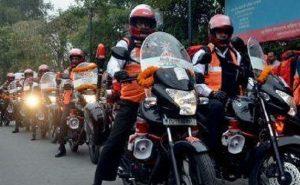 CRPF, DRDO और INMAS ने मिलकर तैयार की खास बाइक एंबुलेंस, मेडिकल इमरजेंसी में सुरक्षाबलों की करेगी फौरन मदद