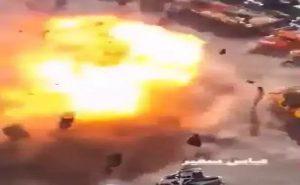 Iraq: बगदाद में बड़ा आत्मघाती हमला; 20 लोगों की मौत, 40 घायल