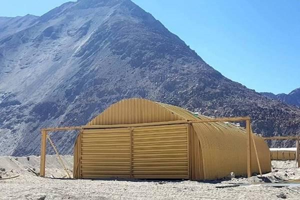 लद्दाख में ठंड से बचने के लिए काम आते हैं स्पेशल टेंट्स, जानें सेना के जवान ठंड से कैसे निपटते हैं