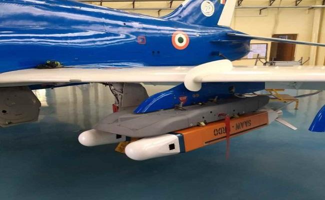 HAL ने किया स्वदेशी स्मार्ट एंटी एयरफील्ड वेपन का सफल परीक्षण, 'हॉक आई' से लगाया सटीक निशाना