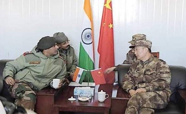 भारत-चीन के बीच LAC पर 11वें दौर की वार्ता, पूर्वी लद्दाख के सभी हिस्सों से सैनिकों की वापसी पर दिया गया जोर