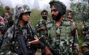 भारत और चीन के सैनिकों के बीच बॉर्डर पर एक बार फिर झड़प, 20 चीनी सैनिक घायल, इलाके में तनाव