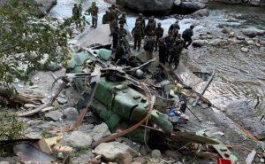 जम्मू कश्मीर: कठुआ में सेना का हेलीकॉप्टर क्रैश, एक पायलट शहीद, दूसरे की हालत गंभीर