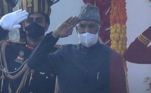 Republic Day Parade 2021 LIVE: राजपथ पर राष्ट्रपति ने फहराया तिरंगा, कुछ देर में होगी परेड