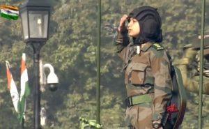 Republic Day 2021: राजपथ पर कैप्टन प्रीति चौधरी ने संभाली शिल्का एंटी-एयरक्राफ्ट वेपन सिस्टम की कमान