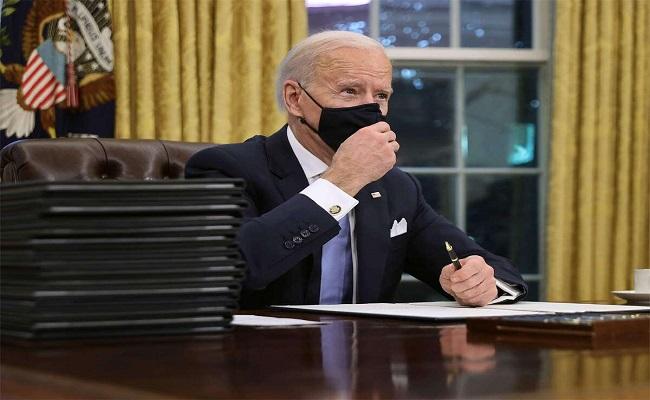 राष्ट्रपति बाइडेन ने ट्रंप के एक और फैसले को पलटा, नये आदेश के तहत अमेरिकी सेना में हो सकेगी ट्रांसजेंडरों की भी नियुक्ति